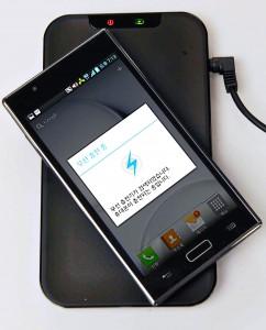 Smartphone accu